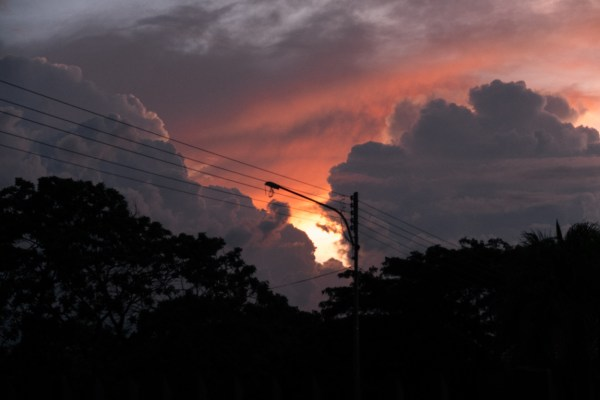 My Week in Pictures – Atardeceres