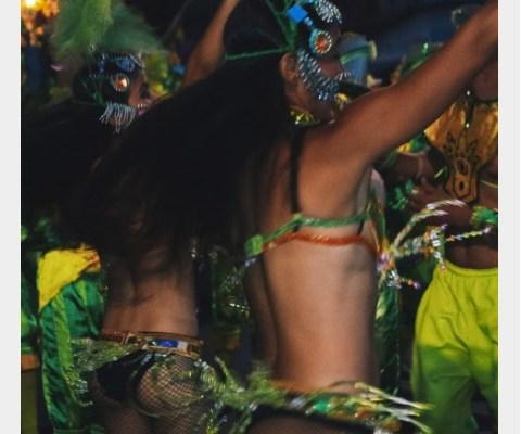 Bailarinas de Samba VSCO