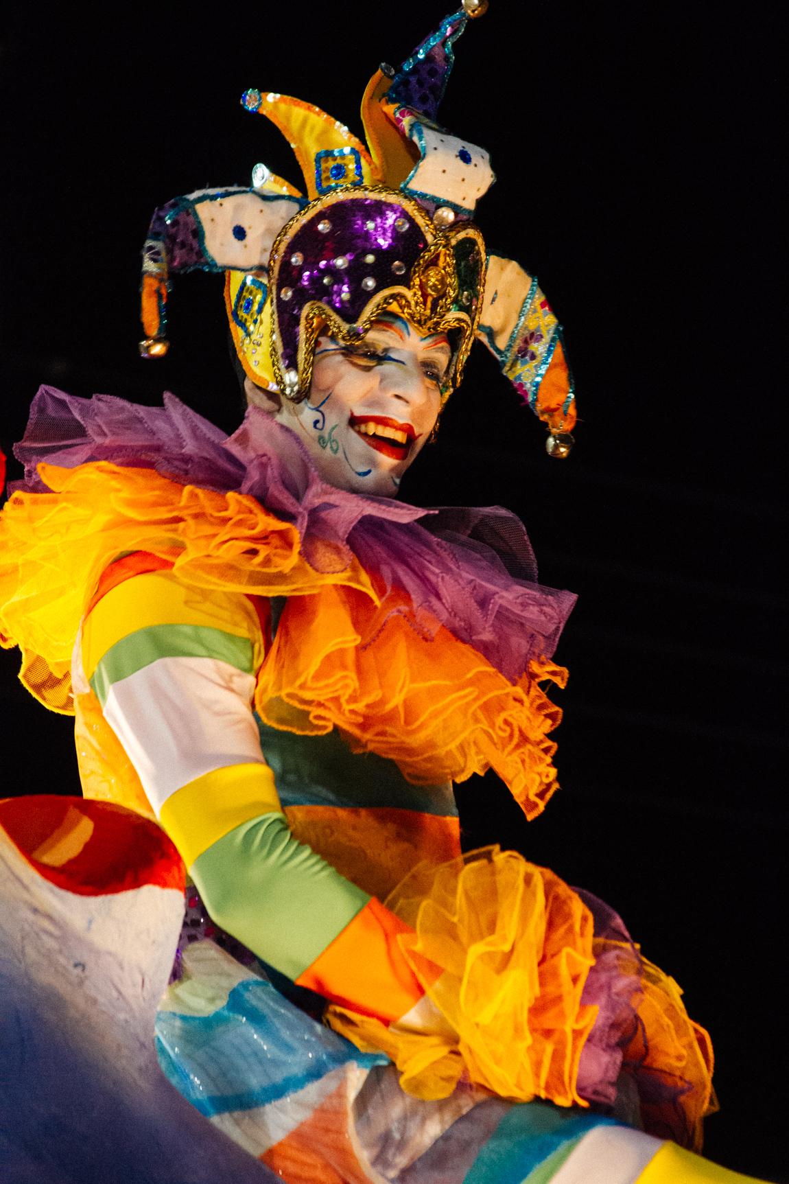 Mascarada 2017, Carnaval Cultural de Guanare