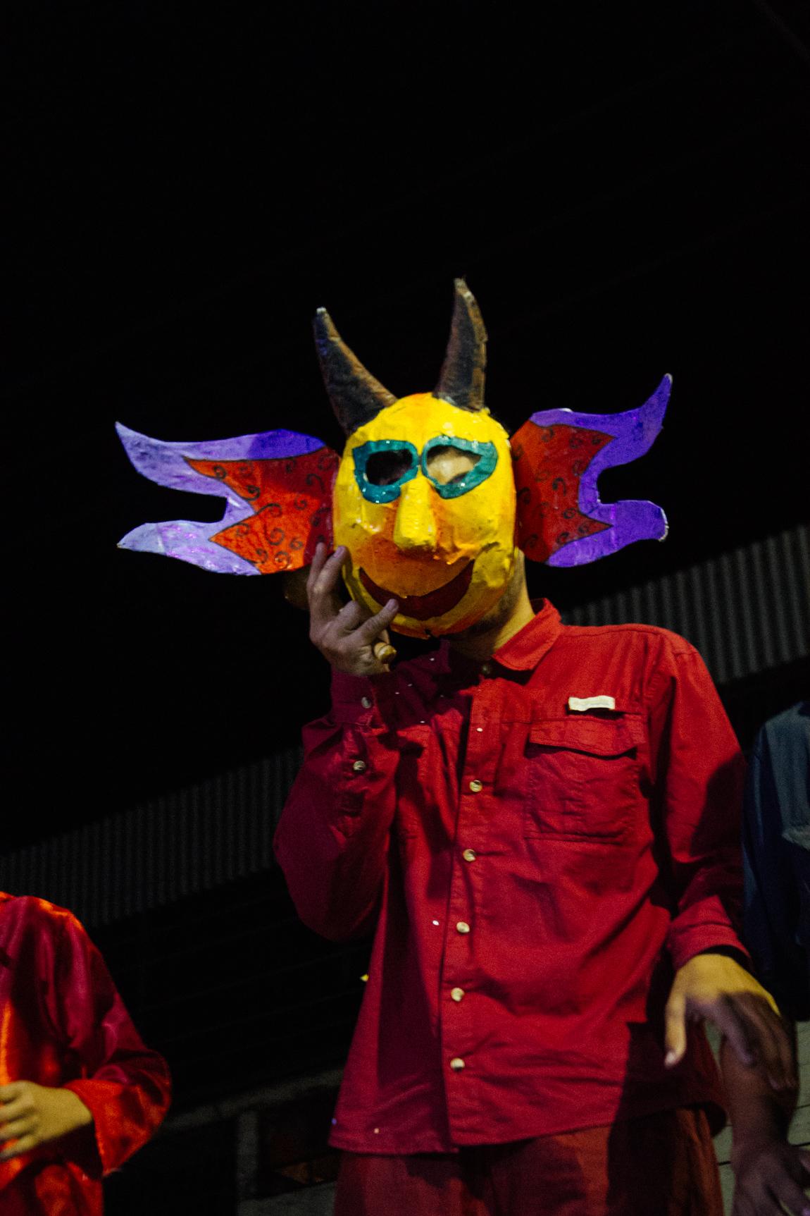 Diablos Danzantes, Mascarada 2017