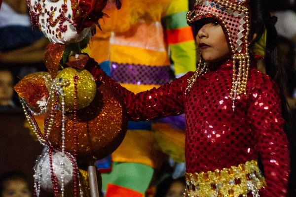 Desfile Infantil, Mascarada 2017