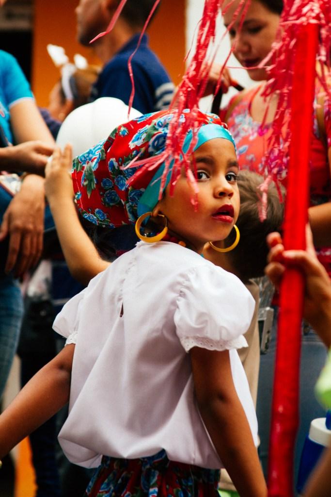 Desfile Simoncitos, Mascarada 2017