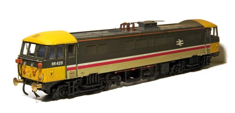 class 86/4 to redo