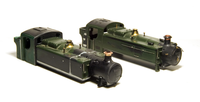 lima pannier tanks