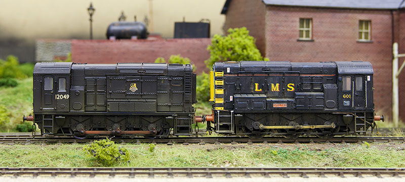 shunters-compared