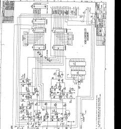 schematic for fault logic section [ 2550 x 3508 Pixel ]