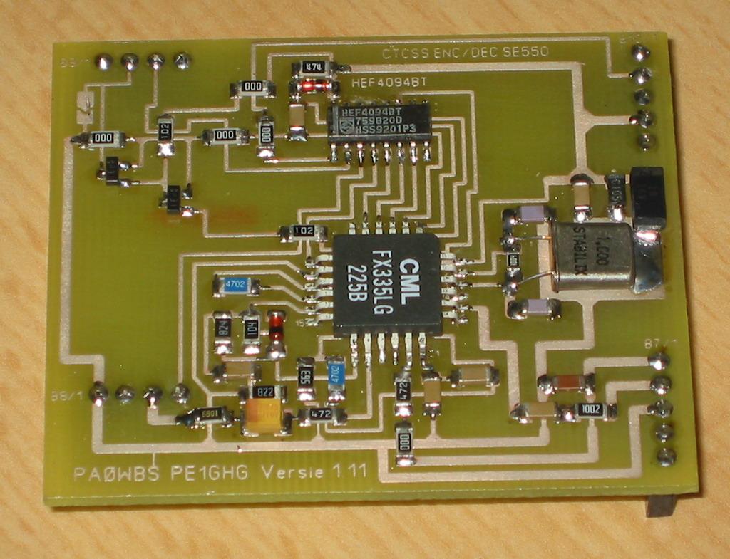 Ctcss Cd Timer Circuit Ctcss