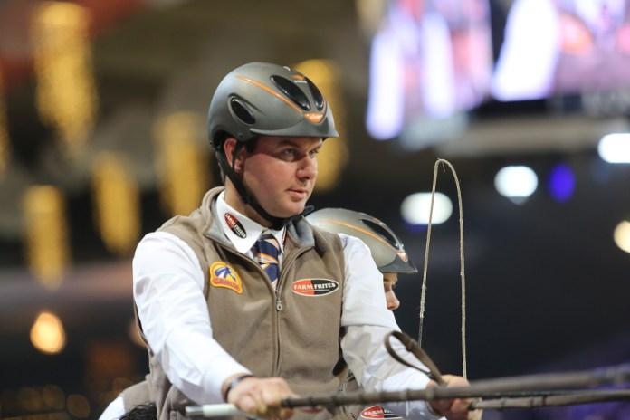 Goud voor Boyd Exell, brons voor Koos de Ronde