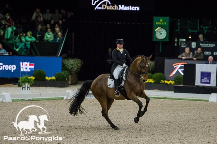 Isabell Werth met Emilio_ Indoor Brabant ©Tabitha de Bie