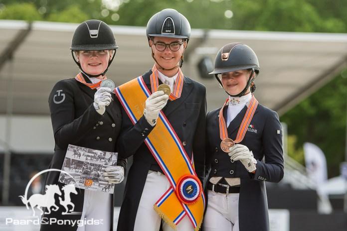 Marten Luiten Nederlands Kampioen Junioren