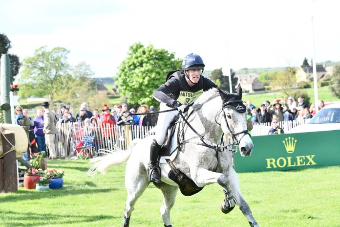 Oliver Townend met Ballaghmor Class. Foto: Kit Houghton