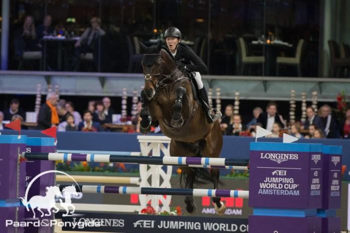 Wereldbeker springen Jumping Amsterdam 2020