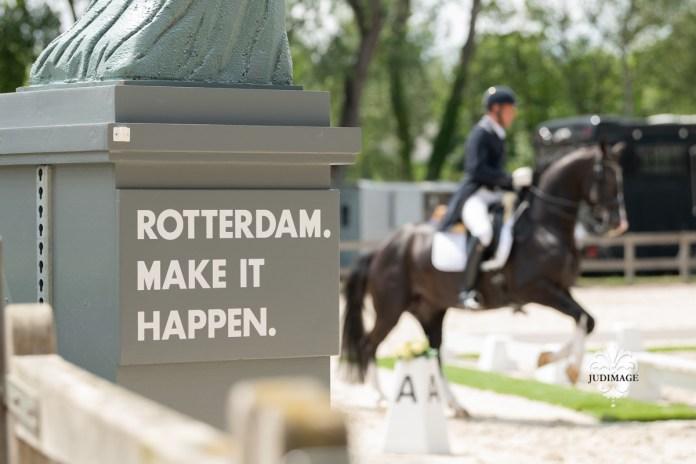dressuurteam CHIO Rotterdam bekendgemaakt