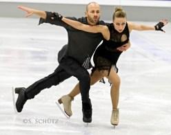 Kür Nelli ZHIGANSHINA & Alexander GAZSI