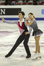 Pairs-Anastasia MISHINA / Vladislav MIRZOEV (RUS)