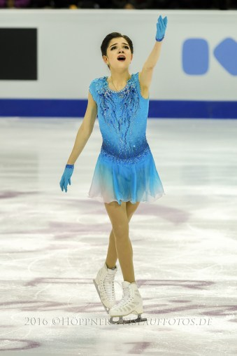 1SP Evgenia MEDVEDEVA RUS