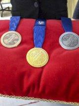 kleine Medaillen