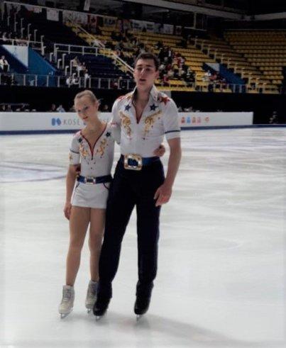 Talisa und Robert
