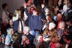 Emotion on Ice 2015: Anett Pötzsch im Publikum