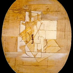 Guitar Playing Chair Used Banquet Tables And Chairs For Sale Pablo Picasso — Violon, 1912