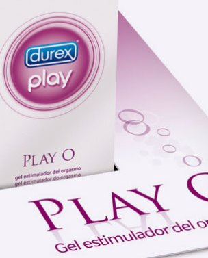 Making of the display for Play O, feminine lubricant gel by Durex