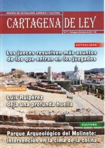 Revista Cartagena de Ley. Nº 1.