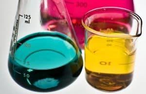 Vasos de laboratorio