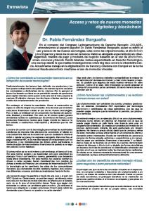 Entrevista a Pablo Fernández Burgueño