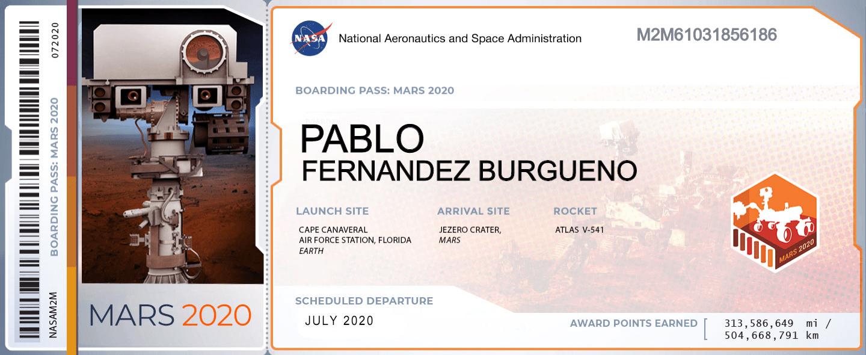 Pablofb va a Marte - Rover