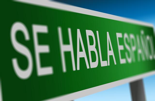 locutor español