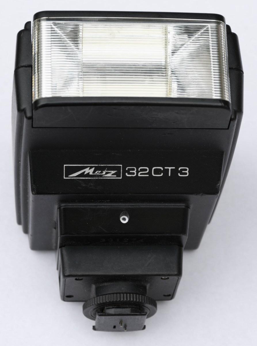Metz 32CT3 flitser