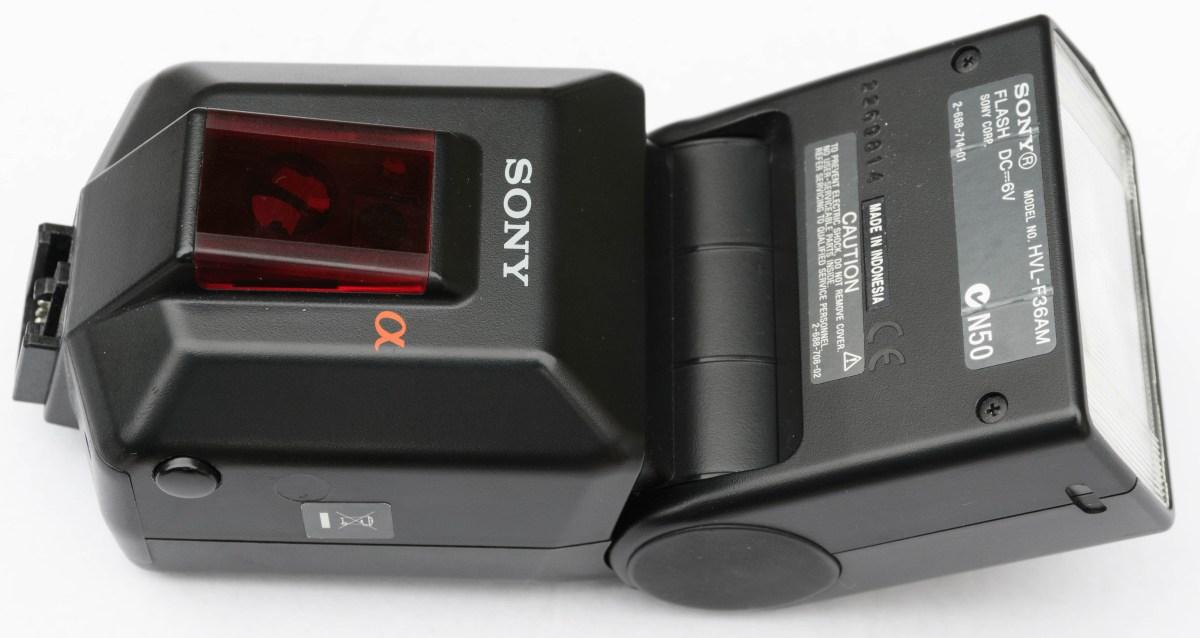 Sony programmaflitser 3600HS (D)