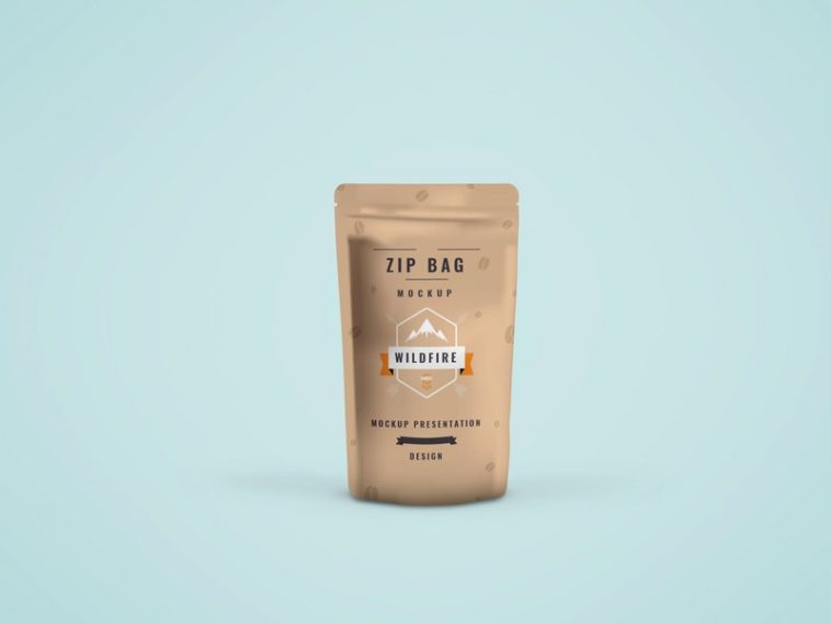 Learn more about tea bags for eyes in this article. Free Zip Paper Pouch Bag Mockup Free Package Mockups
