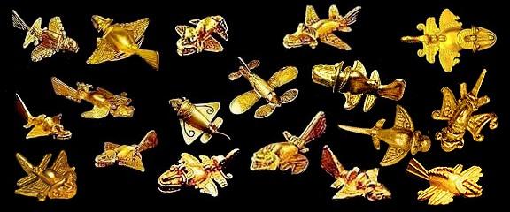 Präkolumbianische Goldflieger