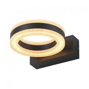 Applique extérieure 12W LED Ronde