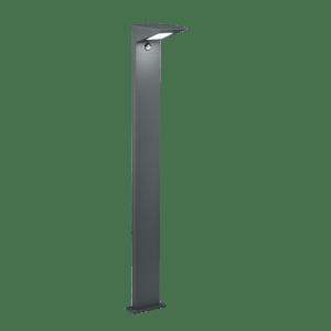Potelet 8W 1x SMD LED, 1x 850lm, 3000K, détecteur de mouvement NELSON