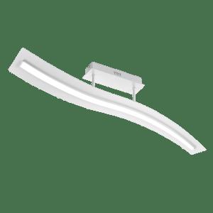 Plafonnier 1x SMD LED, 24W · 1x 2400lm, 3000K SALERNO