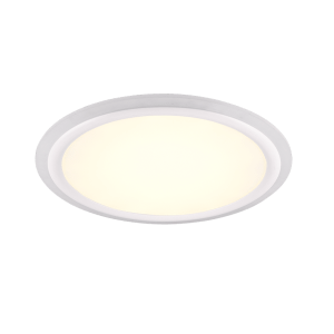 Plafonnier rond SMD LED, 45W · 1x 5000lm, 2700 – 6500K COLUMBIA