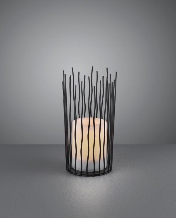 Lampe de table Extérieure SMD LED, 2W effet de flamme