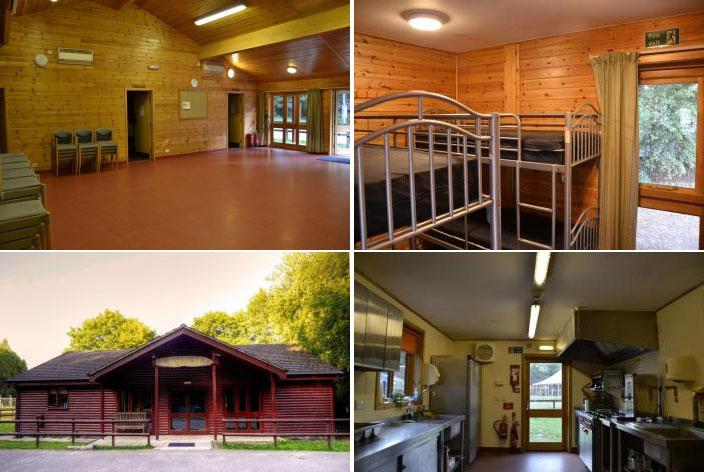 Rowallan Building  Paccar Scout Camp