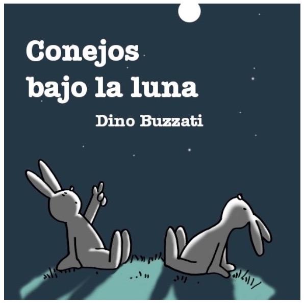 Conejos bajo la luna