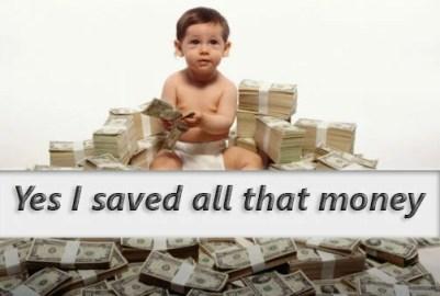 How to improve personal savings