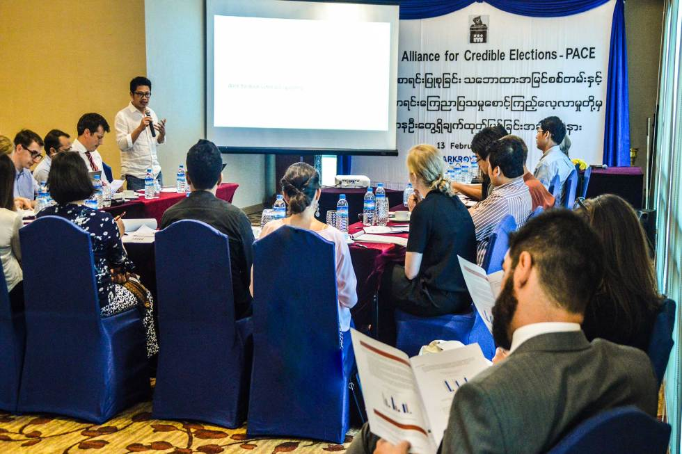 Preliminary Findings With International Communities