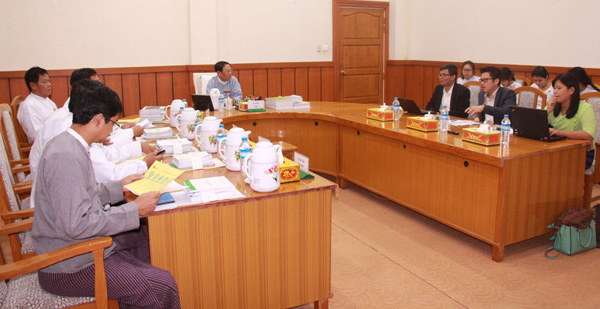 Meeting With Union Election Commission