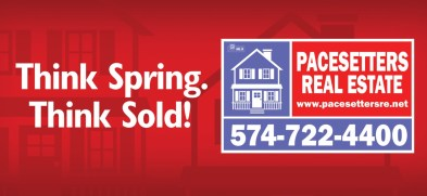 Pacesetters think spring think sold