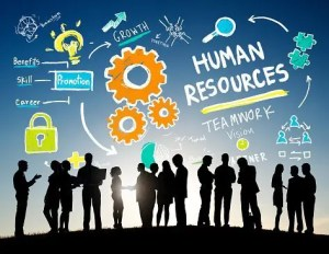 Human Resources Employment Teamwork Business People Communicatio
