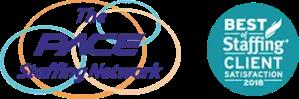 Pace Staffing Logos