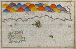 Ile de Tenedos - Turquie - Guillaume Sciaux - Cartographe professionnel