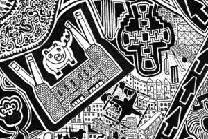 carte-de-londres-fuller - Guillaume Sciaux - Cartographe professionnel