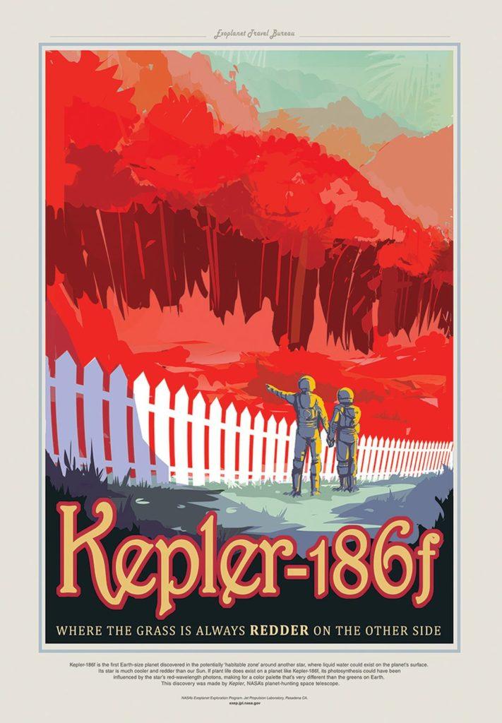 Voyage vers Kepler186f - Guillaume Sciaux - Cartographe professionnel